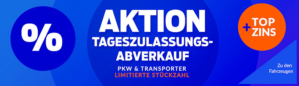 Aktions-Banner